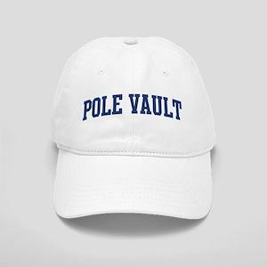 Pole Vault (blue curve) Cap