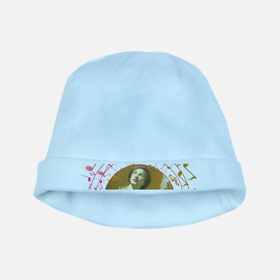Saint Cecilia baby hat