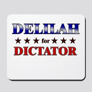 DELILAH for dictator Mousepad