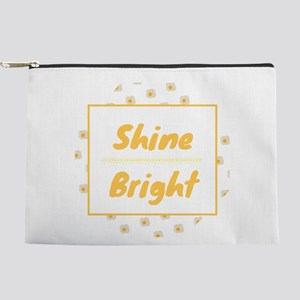 Shine Bright Makeup Bag