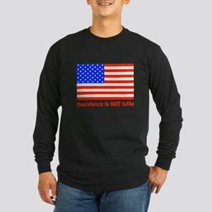 Resistance Long Sleeve T-Shirt