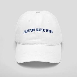 Barefoot Water Skiing (blue c Cap