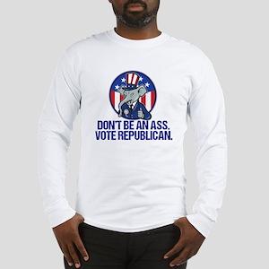 Funny Republican Long Sleeve T-Shirt