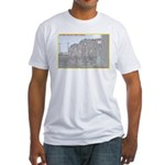 The Pennsy Lives On ! Fitted T-Shirt