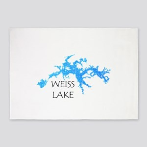 Weiss Lake 5'x7'Area Rug