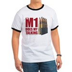 M1 Red T-Shirt