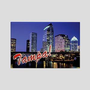 Tampa Souvenir Magnet