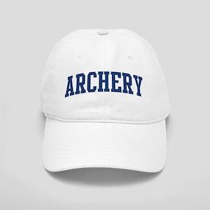 Archery (blue curve) Cap