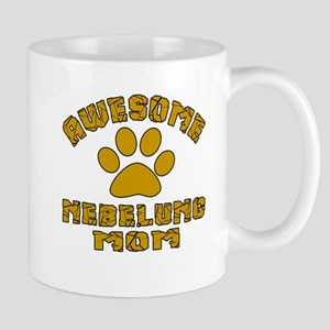 Awesome Nebelung Mom Designs Mug