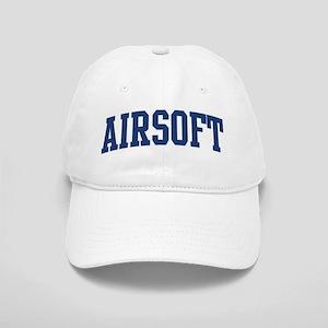 Airsoft (blue curve) Cap