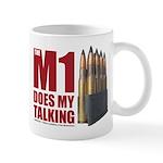 M1 Red Mugs