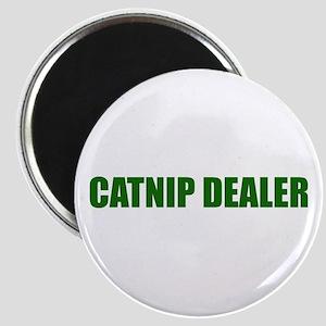 CATNIP DEALER Magnet