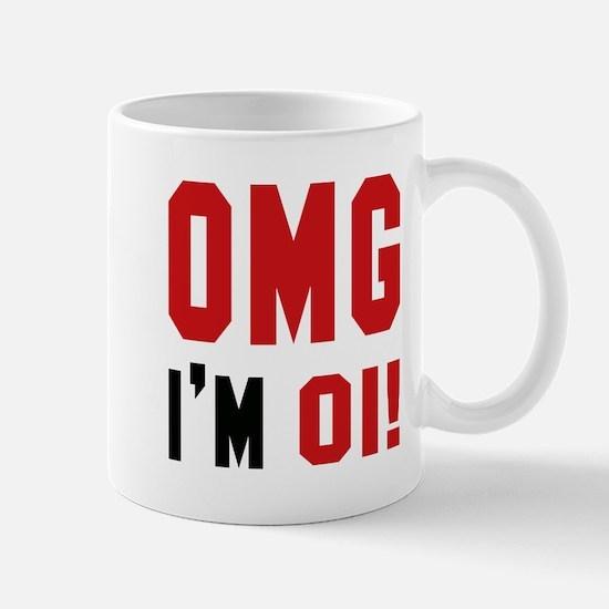 OMG I'm 01 Mug