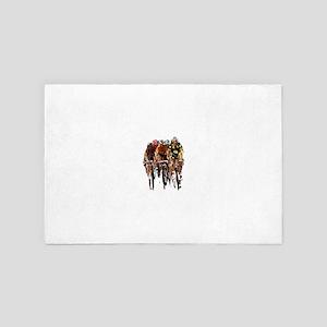 Tour de France 4' x 6' Rug