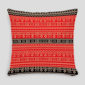Modern Mudcloth Everyday Pillow