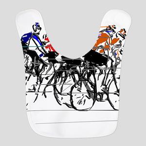 Tour de France Polyester Baby Bib