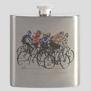 Tour de France Flask