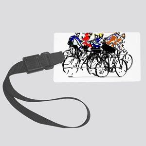 Tour de France Large Luggage Tag