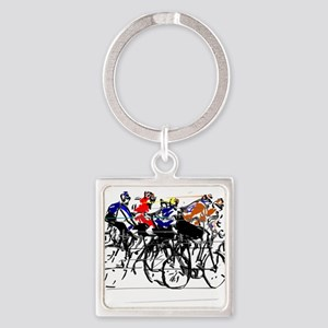 Tour de France Keychains