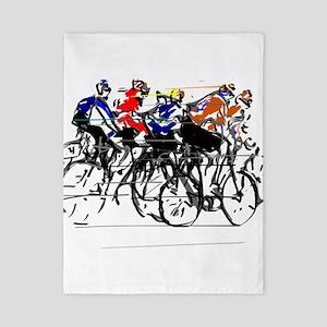 Tour de France Twin Duvet Cover