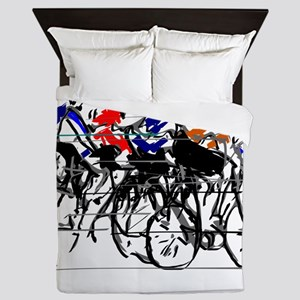 Tour de France Queen Duvet