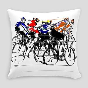 Tour de France Everyday Pillow
