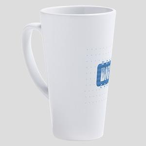 Montana - Big Sky 17 oz Latte Mug