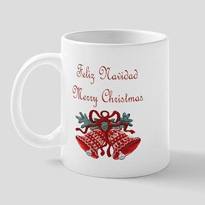Spanish Christmas Mug