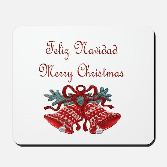Spanish Christmas Mousepad