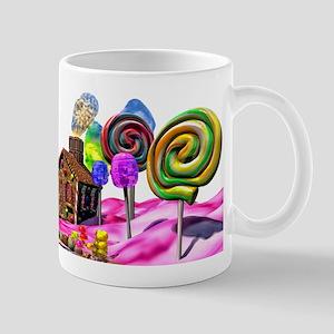 Pink Candyland Mugs