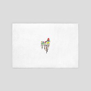 Bikers 4' x 6' Rug
