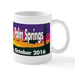 The Desert Dream in Palm Springs. Mugs