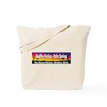 The Desert Dream in Palm Springs. Tote Bag