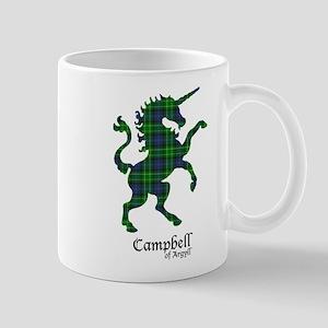Unicorn-Campbell of Argyll Mug