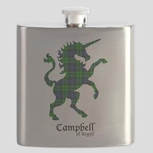 Unicorn-Campbell of Argyll Flask
