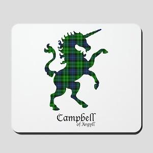 Unicorn-Campbell of Argyll Mousepad