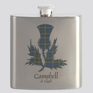Thistle - Campbell of Argyll Flask