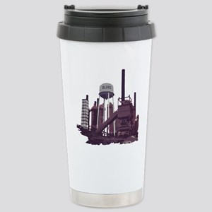 Sloss Furnace Stainless Steel Travel Mug