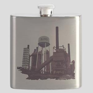 Sloss Furnace Flask