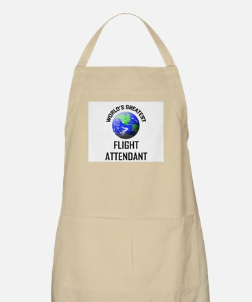 World's Greatest FLIGHT ATTENDANT BBQ Apron
