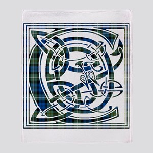 Monogram - Campbell of Argyll Throw Blanket