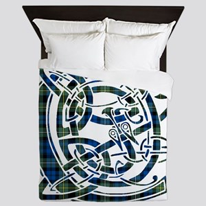 Monogram - Campbell of Argyll Queen Duvet