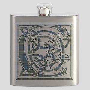 Monogram - Campbell of Argyll Flask