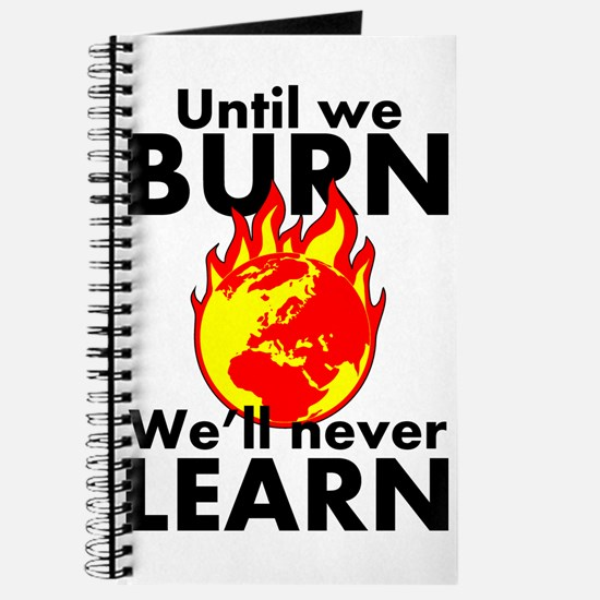 Burn and Learn Journal