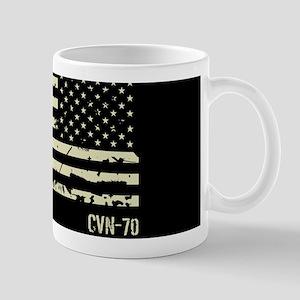 USS Carl Vinson Mug
