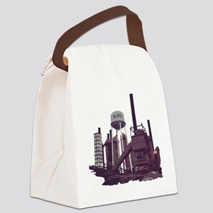 Sloss Furnace Canvas Lunch Bag