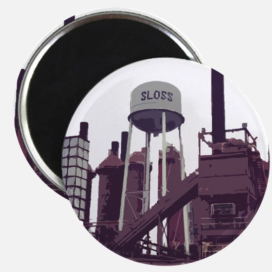 Sloss Furnace Magnets