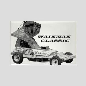 BriSCA Wainman Classic Rectangle Magnet