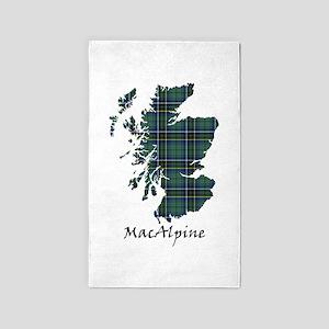 Map - MacAlpine Area Rug