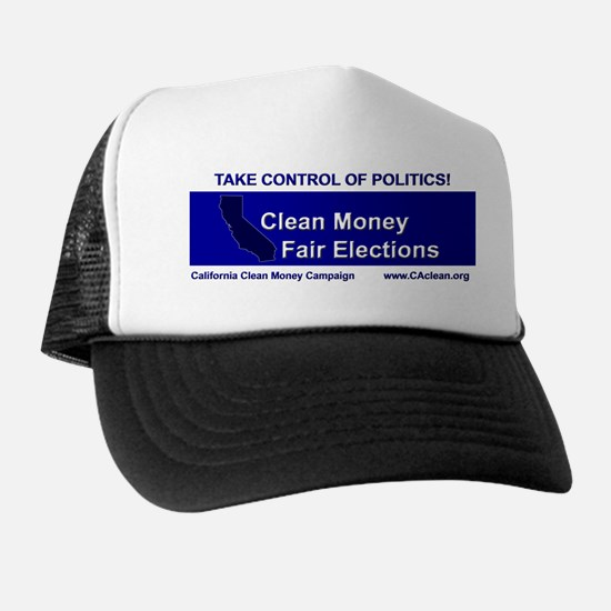 """Take Control of Politics"" Hat"